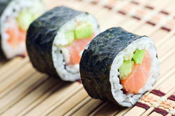 Sushi and Professional Services