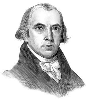 James Madison quote on knowledge and ignorance