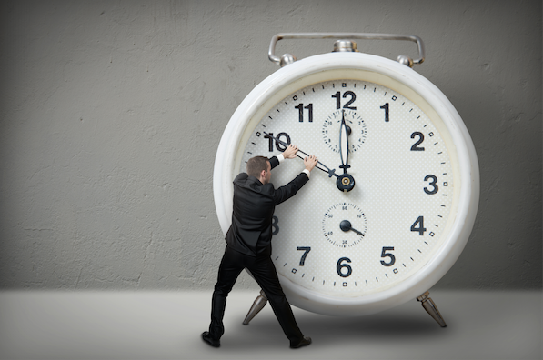 You have enough time (we all do)