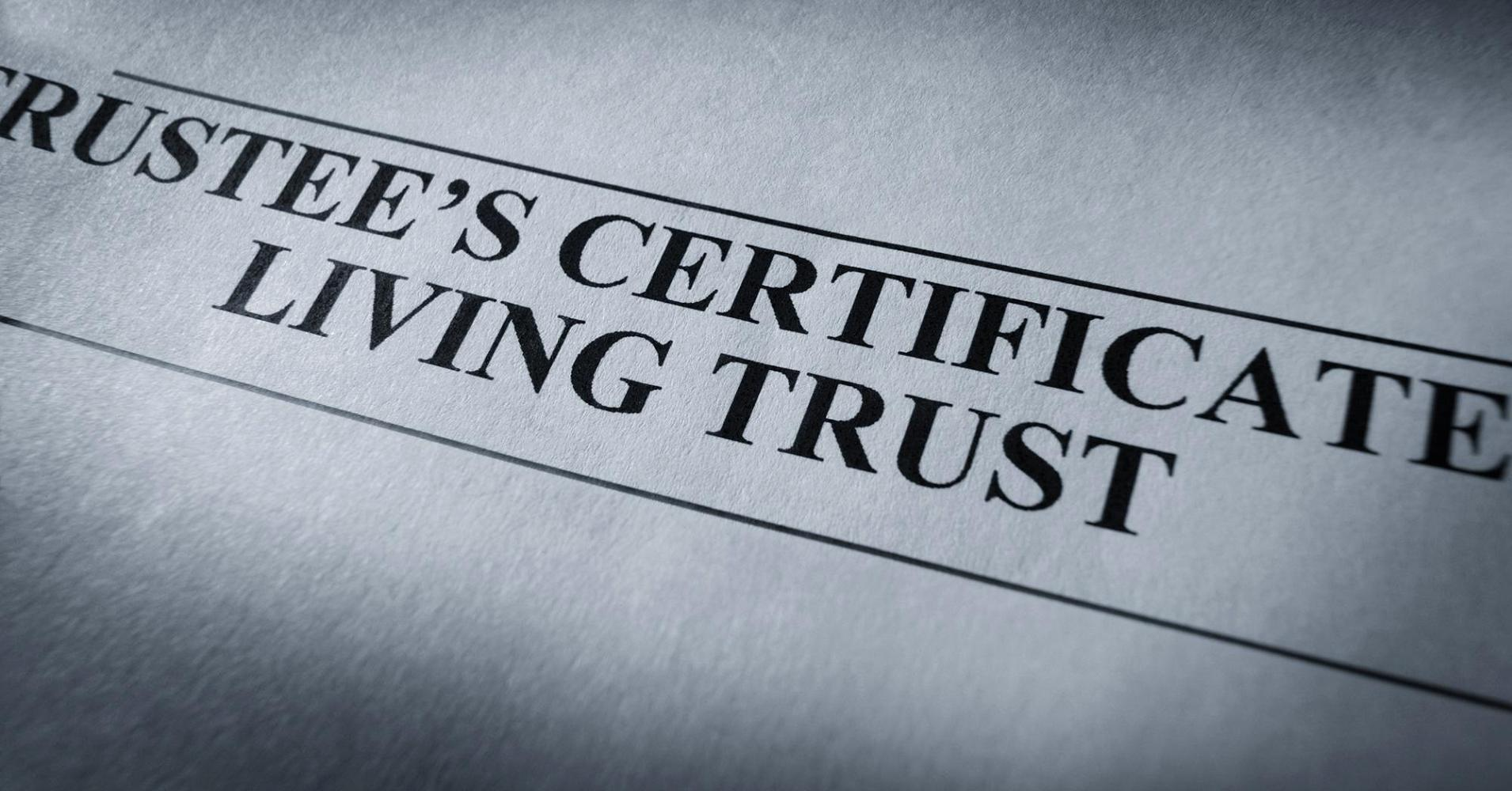 Should you update your trust?