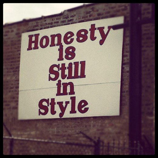 honesty in business (TED talk by Alexander Wager)