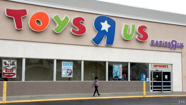 "Toys ""R"" Us Bankruptcy—is this the end of Geoffrey the Giraffe?"
