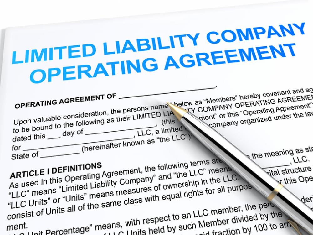What Is An Llc Operating Agreement Pharoslaw